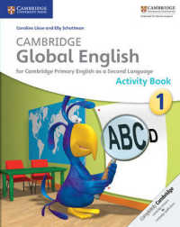 Link to an enlarged image of Cambridge Global English Activity Book 1 (ACT CSM)
