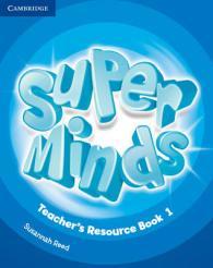 Books Kinokuniya: Super Minds Level 1 Teacher's Resource