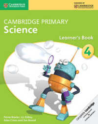 Link to an enlarged image of Cambridge Primary Science 4 Learner's Book (Cambridge Primary Science)