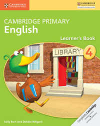 Link to an enlarged image of Cambridge Primary English, Stages 4-6 : Learner's Book (Cambridge International Examinations)