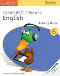Link to an enlarged image of Cambridge Primary English Stage 6 Activity Book (Cambridge International Examinations)