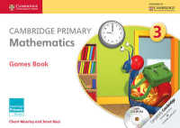 Link to an enlarged image of Cambridge Primary Mathematics Games Book, Stage 3 (Cambridge Primary Mathematics) (CSM Spiral PA)