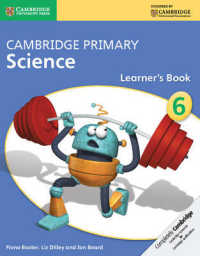 Link to an enlarged image of Cambridge Primary Science Stage 6 Learner's Book (Cambridge International Examinations)