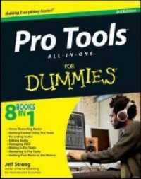 Link to an enlarged image of Pro Tools All-in-One for Dummies (For Dummies (Computer/tech)) (3rd)
