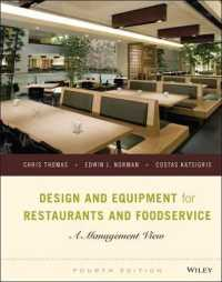 Link to an enlarged image of Design and Equipment for Restaurants and Foodservice : A Management View (4th)