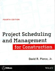 Link to an enlarged image of Project Scheduling and Management for Construction (4th)