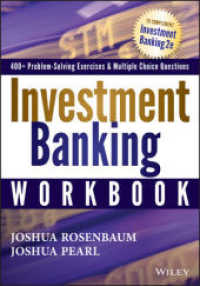Link to an enlarged image of Investment Banking (Workbook)