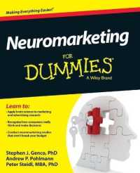 Link to an enlarged image of Neuromarketing for Dummies (For Dummies (Business & Personal Finance))