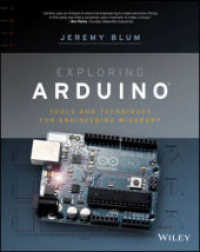 Books Kinokuniya: Exploring Arduino : Tools and Techniques