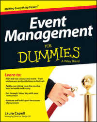Link to an enlarged image of Event Management for Dummies (For Dummies (Business & Personal Finance))