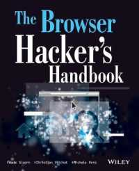 Link to an enlarged image of The Browser Hacker's Handbook