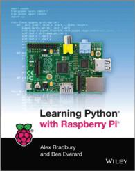 Link to an enlarged image of Learning Python with Raspberry Pi