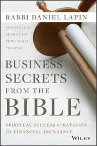 Link to an enlarged image of Business Secrets from the Bible : Spiritual Success Strategies for Financial Abundance