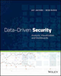 Link to an enlarged image of Data, Driven Security : Analysis, Visualization and Dashboards