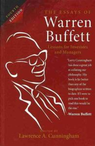 Link to an enlarged image of Essays of Warren Buffett : Lessons for Investors and Managers -- Paperback (4 Rev ed)