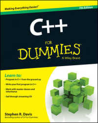 Link to an enlarged image of C++ for Dummies (C++ for Dummies) (7th)