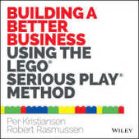 Link to an enlarged image of Building a Better Business Using the Lego Serious Play Method