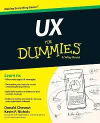 Link to an enlarged image of UX for Dummies (For Dummies (Computer/tech))