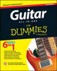 Link to an enlarged image of Guitar All-in-one for Dummies (For Dummies (Sports & Hobbies)) (2nd)