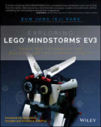 Link to an enlarged image of Exploring LEGO MINDSTORMS EV3 : Tools and Techniques for Building and Programming Robots