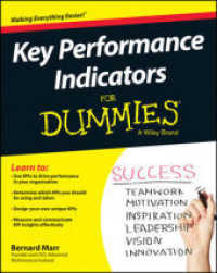 Link to an enlarged image of Key Performance Indicators for Dummies (For Dummies)