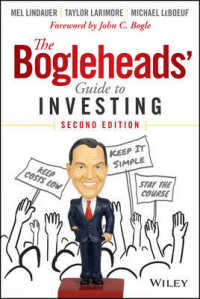 Link to an enlarged image of The Bogleheads' Guide to Investing (2nd)