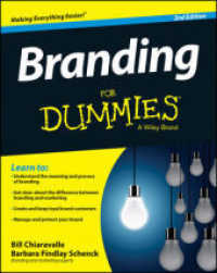 Link to an enlarged image of Branding for Dummies (For Dummies) (2nd)