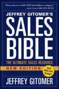 Link to an enlarged image of Sales Bible : The Ultimate Sales Resource (New)