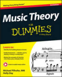Music Theory for Dummies (For Dummies) (... by Pilhofer, Michael Day, Holly