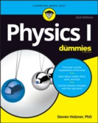 Physics I for Dummies (For Dummies) (2nd... by Holzner, Steven, Ph.D.