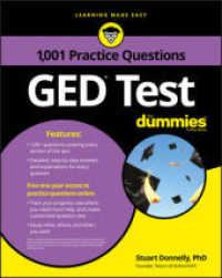 1,001 GED Test Practice Questions for Du... by Donnelly, Stuart, Ph.D.