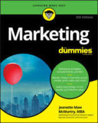 Link to an enlarged image of Marketing for Dummies (For Dummies (Business & Personal Finance)) (5th)