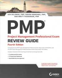Link to an enlarged image of Pmp Project Management Professional Exam Certification Kit (4th)