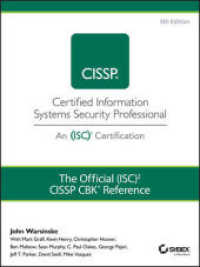 Books Kinokuniya: Cissp : Certified Information Systems