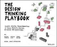 Design Thinking Playbook 9781119467472