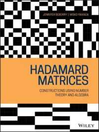 Link to an enlarged image of Hadamard Matrices Constructions using Number Theory and Linear Algebra
