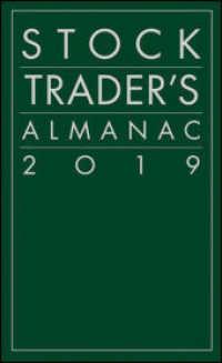 Stock Trader's Almanac 2019 (Almanac Inv... by Hirsch, Jeffrey A.