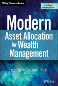 Link to an enlarged image of Modern Asset Allocation for Wealth Management (Wiley Finance)