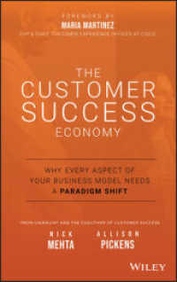 Link to an enlarged image of The Customer Obsessed Company : Why Every Aspect of Your Business Model Needs A Pardigm Shift