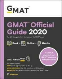 Link to an enlarged image of Gmat Official Guide 2020 (PCK Paperback + PS)