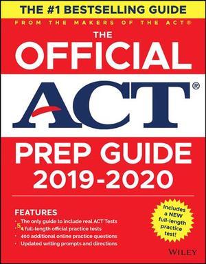 Books Kinokuniya: The Official Act Prep Guide, 2019-2020