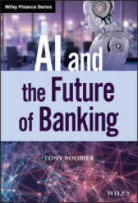 Link to an enlarged image of AI and the Future of Banking (Wiley Finance)