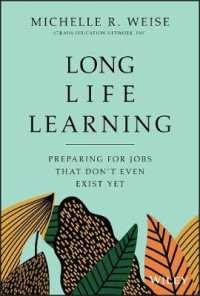 Link to an enlarged image of Long Life Learning : Preparing for Jobs That Don't Even Exist Yet