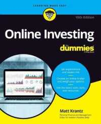 Link to an enlarged image of Online Investing for Dummies (For Dummies (Business & Personal Finance)) (10th)