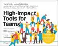 High-Impact Tools for Teams 9781119602385