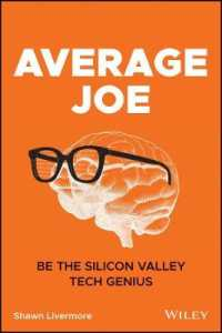 Link to an enlarged image of Average Joe : Be the Silicon Valley Tech Genius