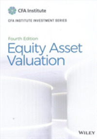 Link to an enlarged image of Equity Asset Valuation (CFA Institute Investment) (4th)