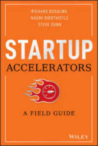 Link to an enlarged image of Startup Accelerators : A Field Guide