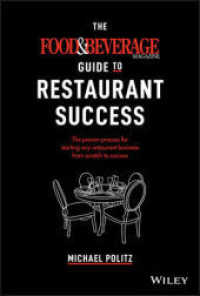 Link to an enlarged image of The Food and Beverage Magazine Guide to Restaurant Success : The Proven Process for Starting Any Restaurant Business from Scratch to Success