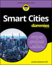Link to an enlarged image of Smart Cities for Dummies (For Dummies (Computer/tech))